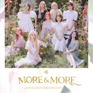 TWICE - MORE & MORE (English Version)