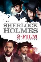 Warner Bros. Entertainment Inc. - Sherlock Holmes 2-Film-Collection artwork