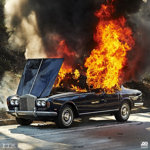 Art for Feel It Still by Portugal. The Man