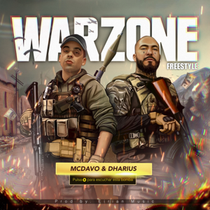 MC Davo & Dharius - WARZONE FREESTYLE