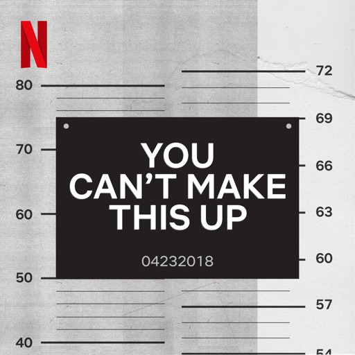Cover image of You Can't Make This Up