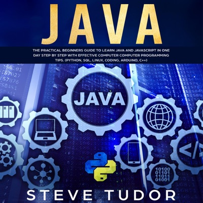 JAVA: The Practical Beginners Guide to Learn Java and Javascript in One Day:  Step by Step with Effective Computer Computer Programming Tips (Unabridged)