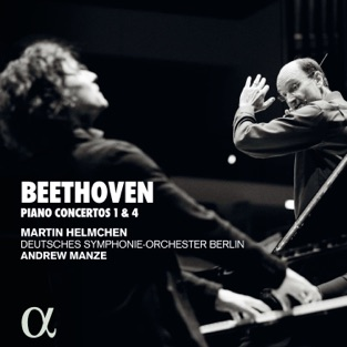 Martin Helmchen, Deutsches Symphonie-Orchester Berlin & Andrew Manze – Beethoven: Pianos concertos 1 & 4 [iTunes Plus AAC M4A]