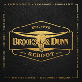 Reboot - Brooks & Dunn Cover Art