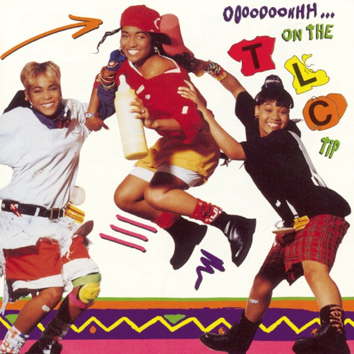 Art for What About Your Friends by TLC