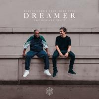 Martin Garrix, Mike Yung & Brooks - Dreamer (Remixes, Vol. 2) - Single artwork