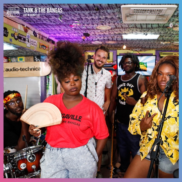 Jam in the Van - Tank and the Bangas - EP