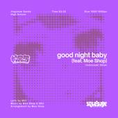 good night baby (feat. Moe Shop)