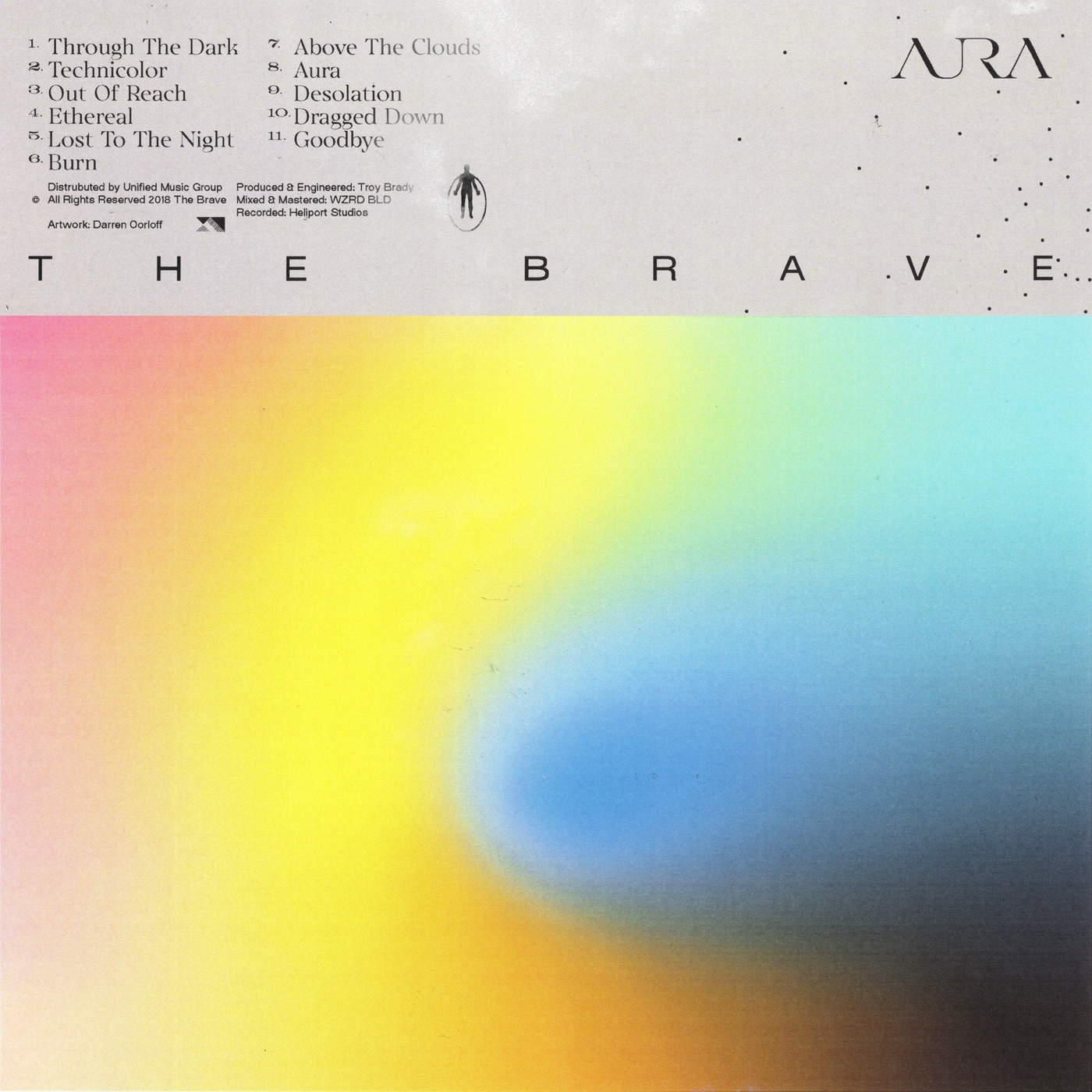 The Brave - Desolation [Single] (2019)