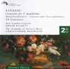 Academy of Ancient Music, Christopher Hogwood, Joshua Rifkin, New London Consort, Philip Pickett & The Bach Ensemble - Vivaldi: 14 Concertos (For Mandolin, Flute, Trumpet, Violin, Etc.)  artwork