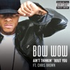 Ain t Thinkin Bout You feat Chris Brown Single