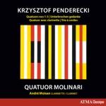 Quatuor Molinari - String Quartet No. 2