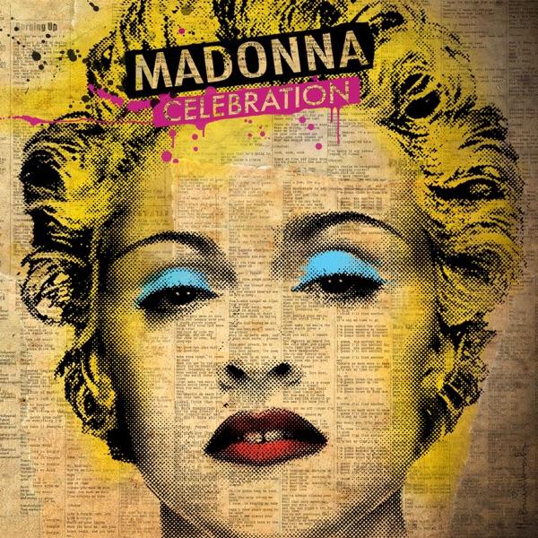Madonna mit Vogue