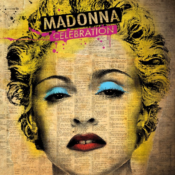 Madonna mit Like a Virgin