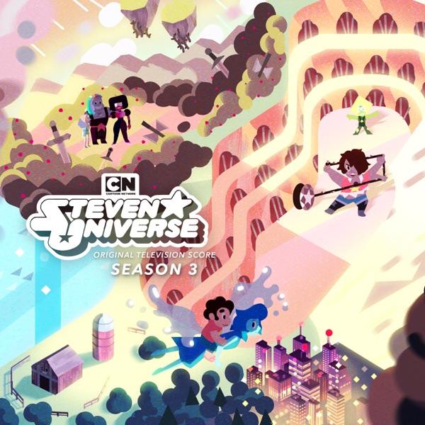 Steven Universe & Aivi & Surasshu - Steven Universe: Season 3 (Original Television Score)