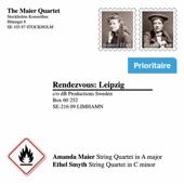 String Quartet in C Minor: I. Allegro artwork