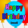 Happy Birthday - Happy Birthday (Vocal) artwork