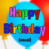 Happy Birthday (Vocal) - Happy Birthday