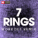 7 Rings (Extended Workout Remix) - Power Music Workout