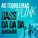 Bass da da da (Sentadão) - As Tequileiras do Funk