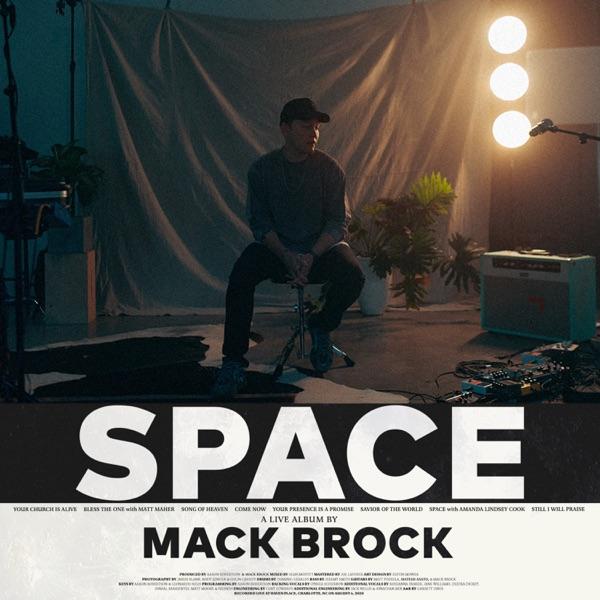 Mack Brock - SPACE