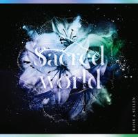 Sacred world ジャケット画像