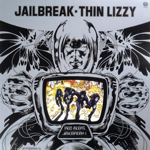 Art for The Boys Are Back In Town by Thin Lizzy