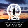 Jean Elan & Francesco Diaz - Never Gonna Give You Up Grafik