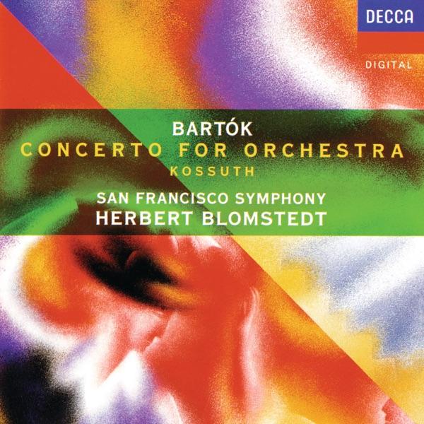 Bartók: Concerto for Orchestra, Kossuth