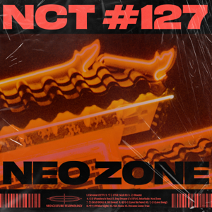 NCT 127 - NCT #127 Neo Zone - The 2nd Album