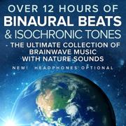 Calm Your Mind and Fall Asleep - 1.8Hz Delta Frequency Binaural Beats - Binaural Beats Research - Binaural Beats Research
