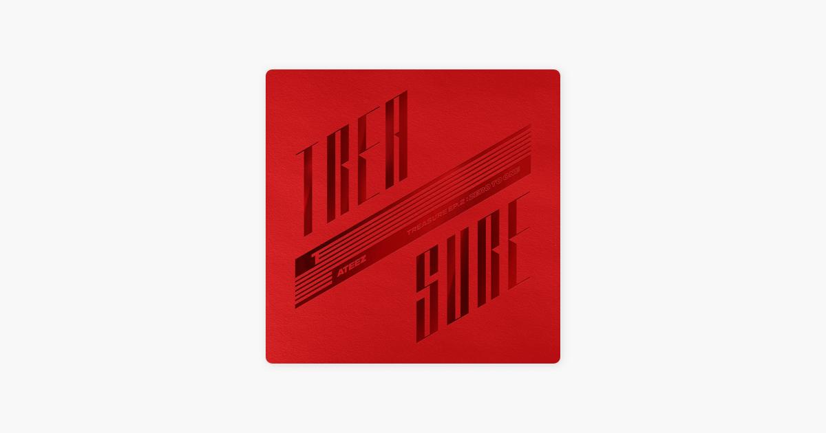 TREASURE EP 2: Zero To One by ATEEZ