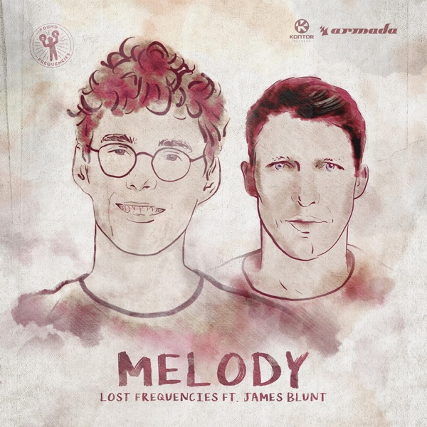 Lost Frequencies mit Melody (feat. James Blunt)