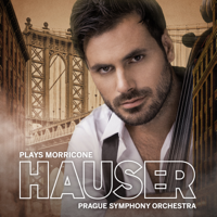 HAUSER, Prague Symphony Orchestra & Robert Ziegler - HAUSER Plays Morricone artwork