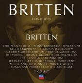 """Britten, Benjamin - Symfonie op.4, """"Simple symphony"""" (versie voor strijkkwartet) - compleet"""
