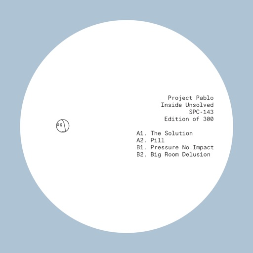 Inside Unsolved - EP by Project Pablo