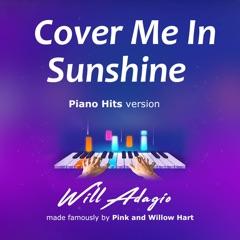 Cover Me in Sunshine (Piano Version)