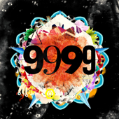 9999 - THE YELLOW MONKEY Cover Art