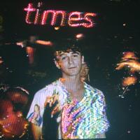SG Lewis - times artwork