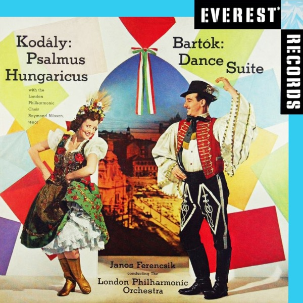 Kodály: Psalmus Hungaricus - Bartók: Dance Suite