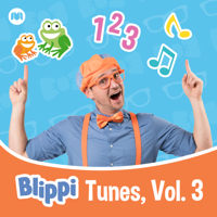 Blippi - Blippi Tunes, Vol. 3 artwork