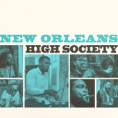 New Orleans High Society - When It's Sleepy Time Down South (feat. Angie Z)