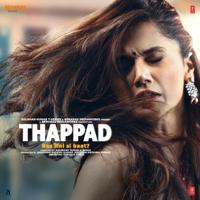 Anurag Saikia - Thappad (Original Motion Picture Soundtrack) artwork