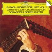 Göran Söllscher - Prelude from Partita No. 3, BWV 1006