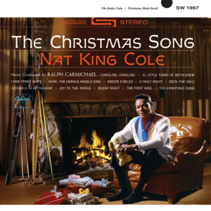 """Nat """"King"""" Cole - The Christmas Song (Expanded Edition)"""