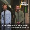 Cleymans & Van Geel - Als Een Leeuw In Een Kooi (Uit Liefde Voor Muziek) artwork