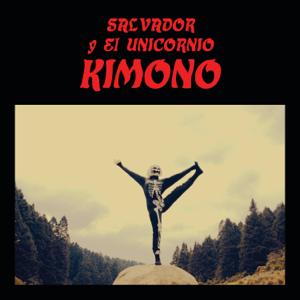 Salvador y el Unicornio - Kimono
