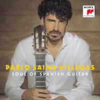 Pablo Sainz Villegas - Soul of Spanish Guitar artwork