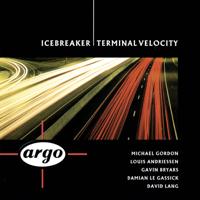 Icebreaker - Terminal Velocity artwork