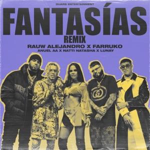 Fantasías (Remix) [feat. Farruko & Lunay] - Single